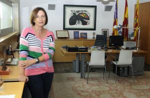 Maite Salord cambiará su despacho de ciudad.