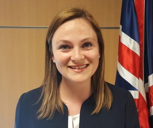 Lucy Gorman será la nueva vicecónsul de Balears.