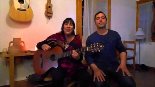 Imagen del vídeo de Cala Joia que acompaña su proyecto en Verkami.