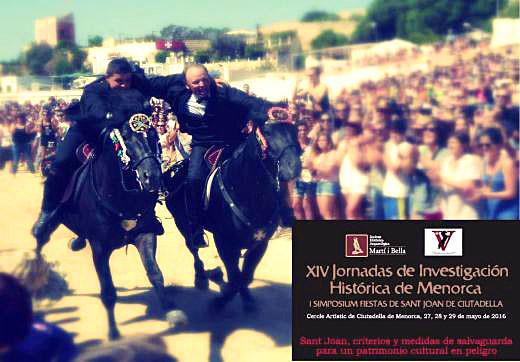 Imagen promocional de las jornadas.