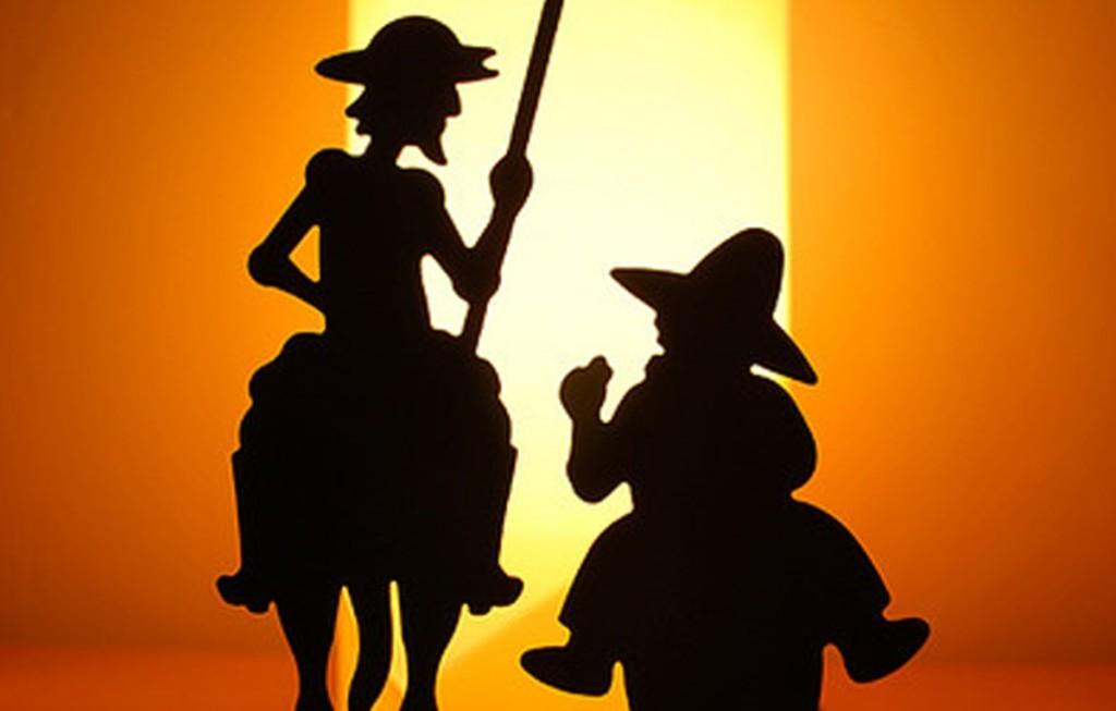 La primera obra incorporada a textos.info ha sido 'El ingenioso hidalgo Don Quijote de la Mancha'.