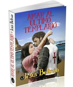 Portada de la segunda novela de Jesús Beltrán.