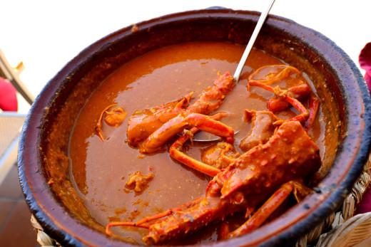 La caldereta, plato clave de la gastronomía menorquina (Foto: Disfrutamenorca)