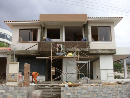 La construcción es el sector que ha experimentado la desaceleración más acentuada aunque es el que más crece en Baleares