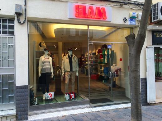 La moda Slam se muda de casa