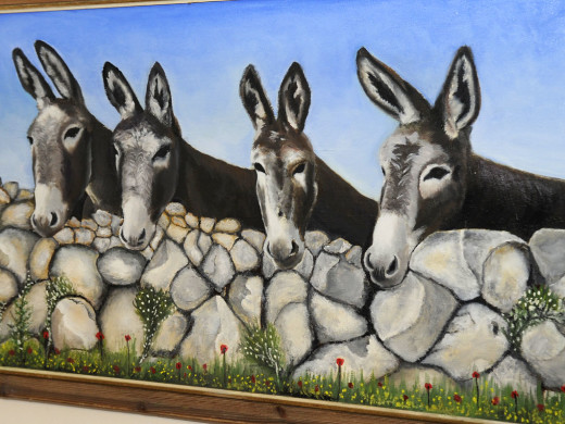 Quince obras aspiran al Ciutat d'Alaior de Pintura por votación popular