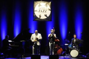 El saxofonista norteamericano ha iniciado el concierto con 'Circus' de Wayne Shorter. Foto: Tolo Mercadal.