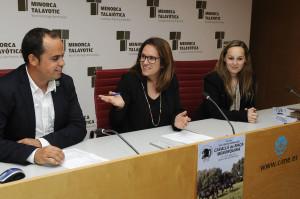 Susana Mora presentó la Fira de este año.