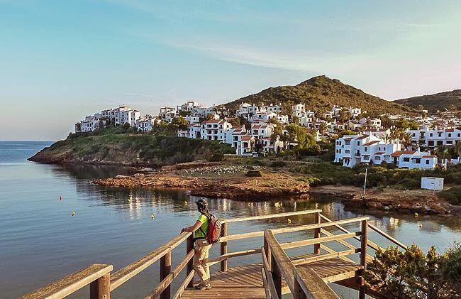 Imagen de Playas de Fornells (Foto: Tolo Mercadal)