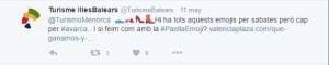 El primer tweet de la campaña fue escrito el pasado 11 de mayo.