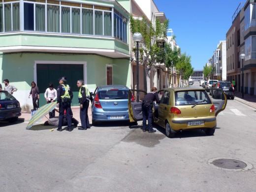 A la clínica Menorca