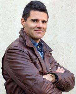 Jesús Beltrán, autor del libro.
