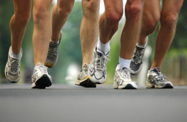 Más de 70 corredores han completado la prueba.