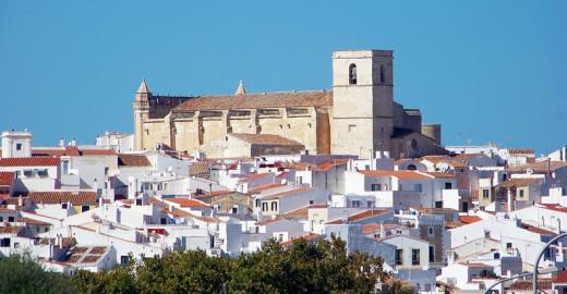 Imagen de la ciudad de Alaior.