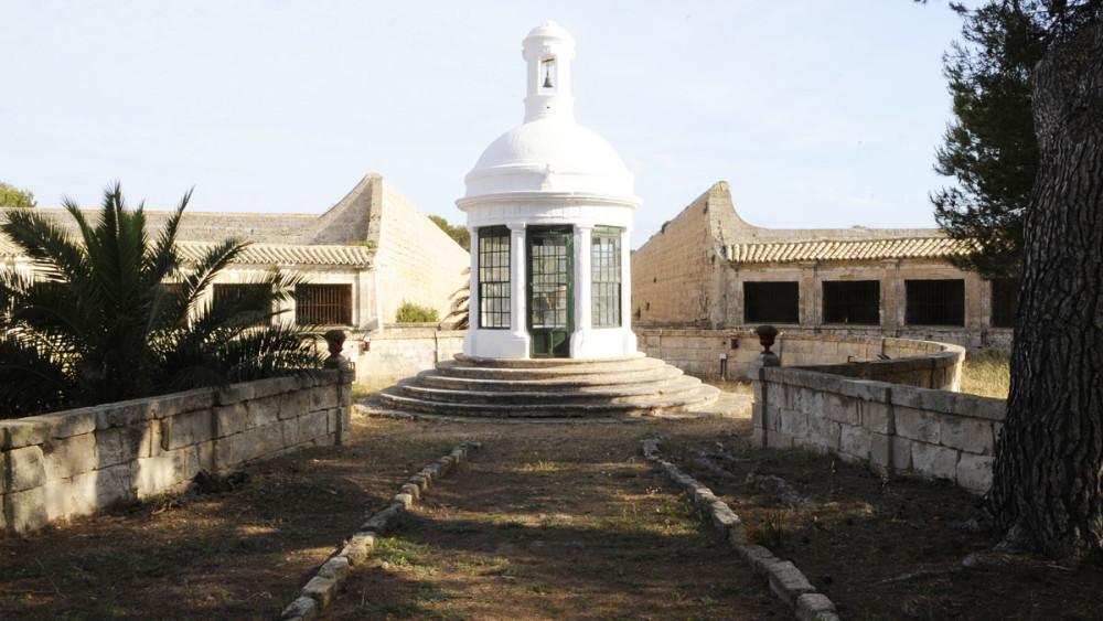 lazareto capilla