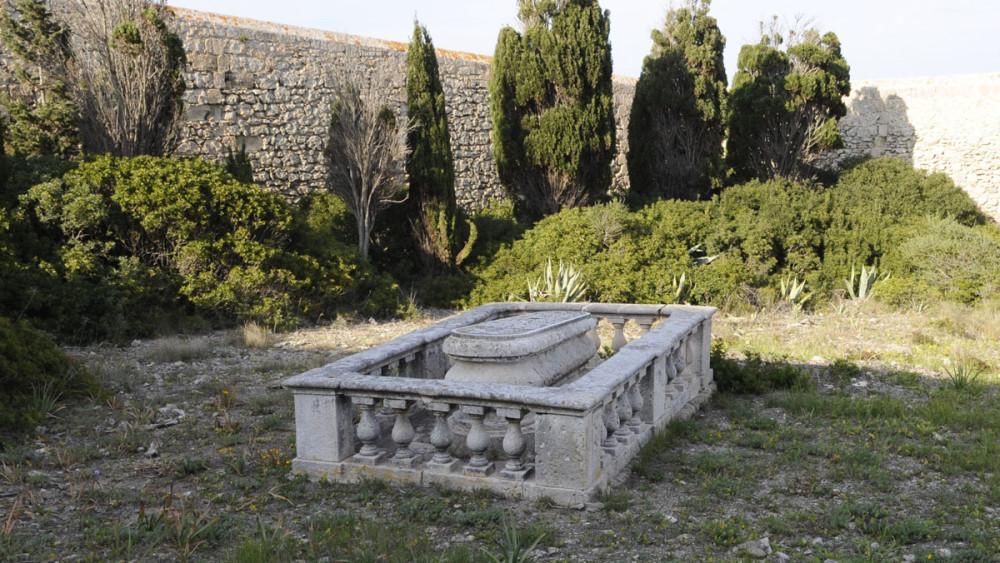 lazareto cementerio