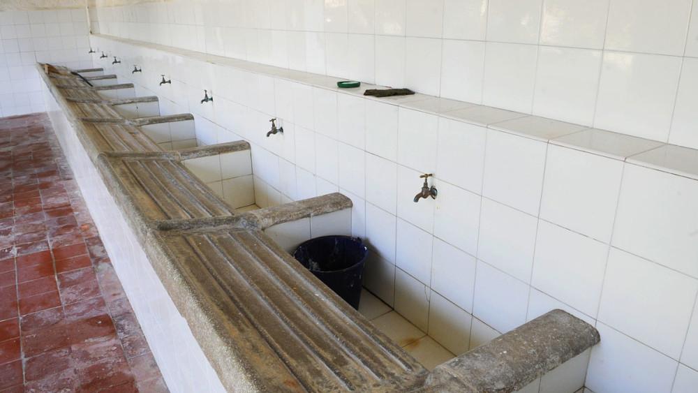 lazareto lavabos