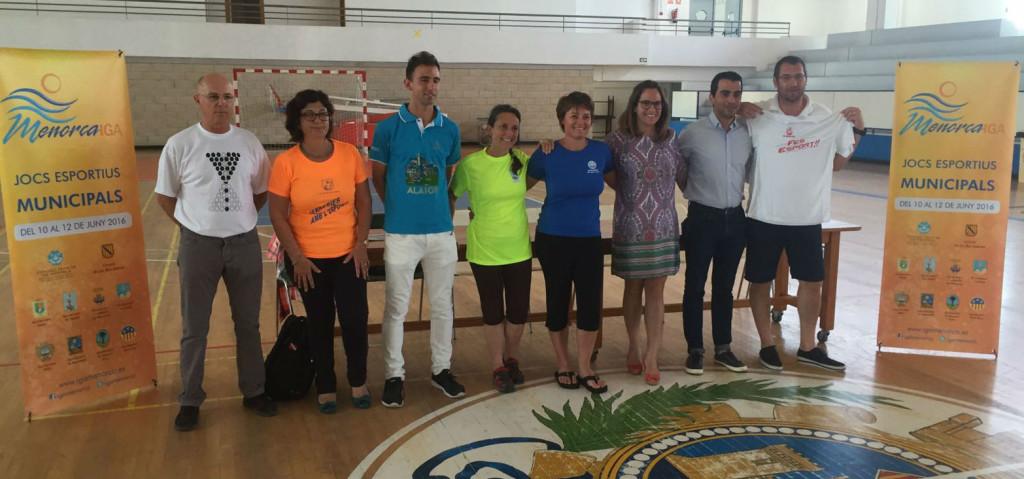 Imagen de la presentación del evento (Foto: Consell Insular)