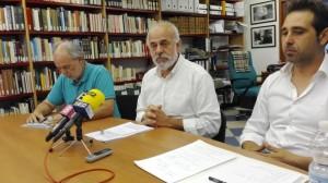 Albert Moragues explicó los pormenores del acuerdo de alquiler de Mongofre.