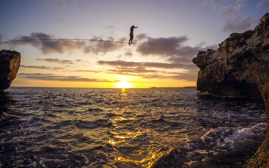 Menorca es un lugar ideal para la práctica de esta actividad