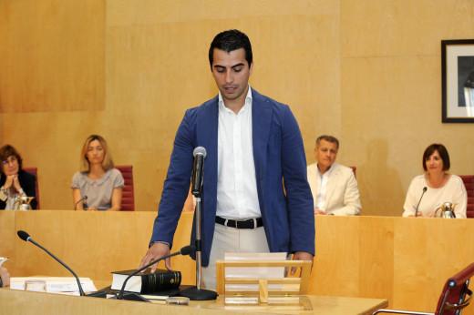 Miquel Company, hasta ahora vicepresidente del Consell de Menorca