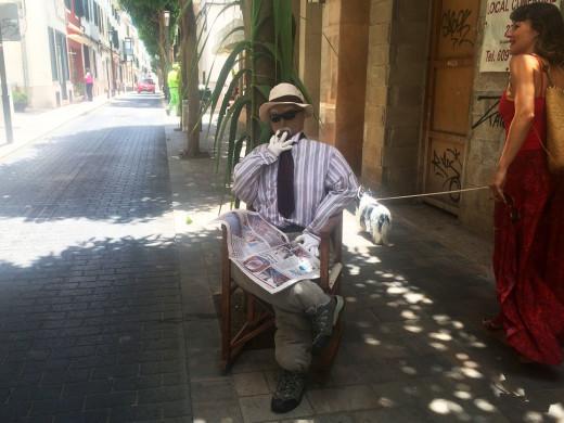 (Fotos) Los comerciantes del Camí de Es Castell de Maó presentan sus bujots