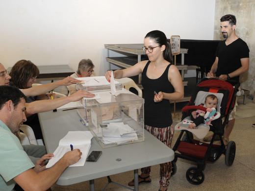 Elecciones generales, segunda parte