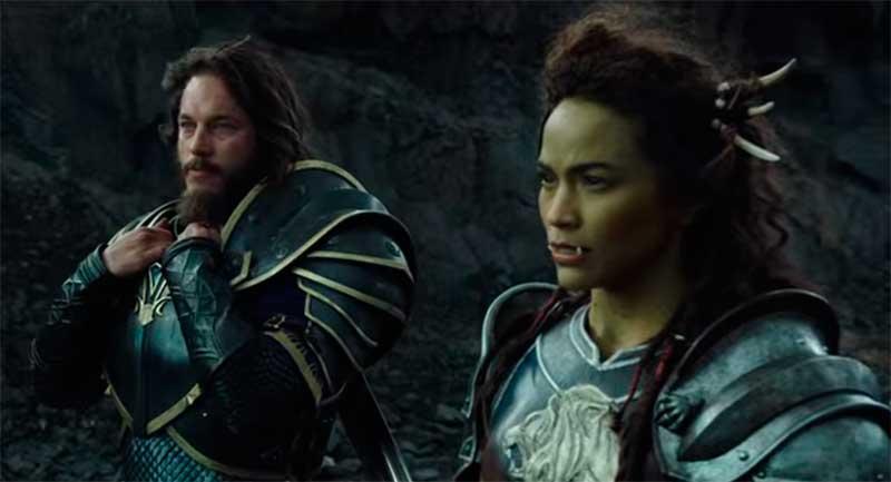 Warcraft traslada a la gran pantalla uno de lso videojuegos más famosos de la historia.
