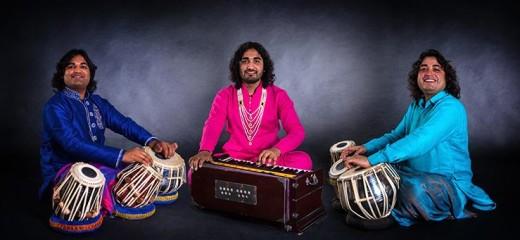 Amrat Hussain trio b