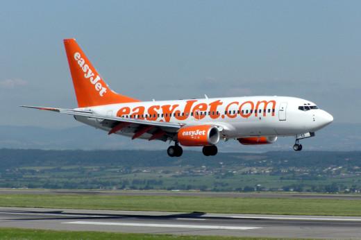 Easy Jet ya anunció el mes pasado una nueva ruta con Niza