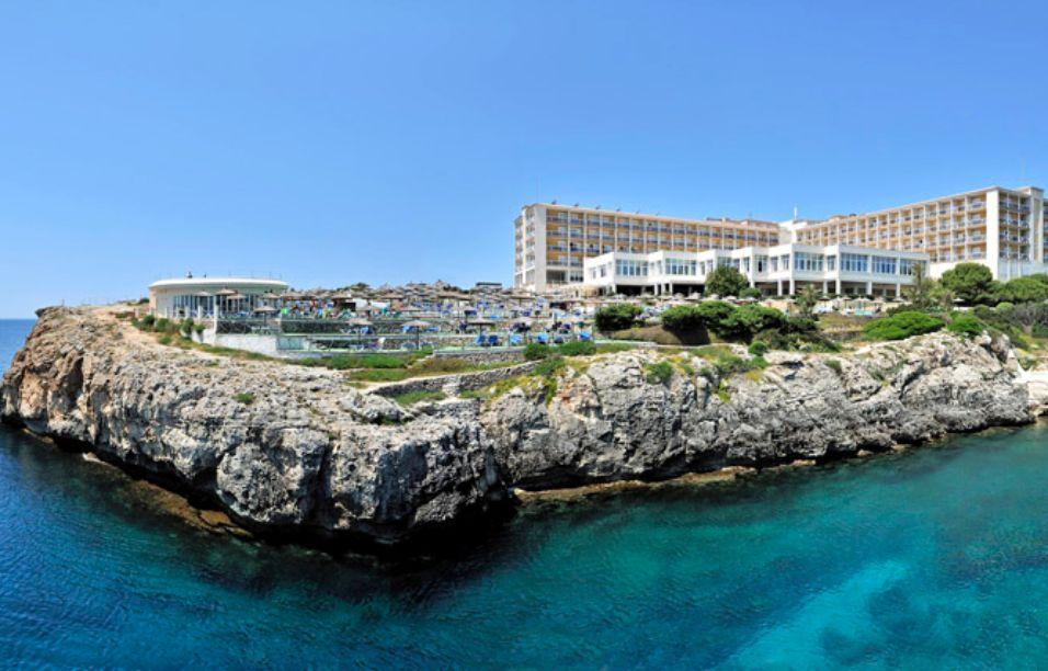 Imagen del Hotel Globales Almirante Farragut, en Cala'n Forcat.