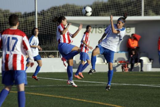Zaira Martínez, del Sporting de Mahón, jugará en Badajoz.