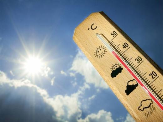 La alta humedad ambiental, que se prevé que llegue al 90%, incrementará la sensación térmica