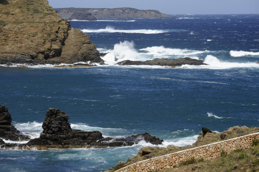 Las olas predominarán por la mañana (Foto: Tolo Mercadal)