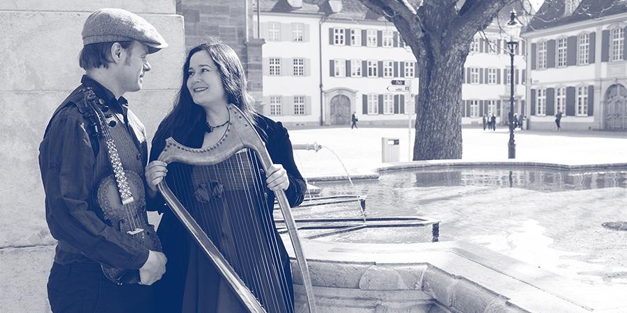 Arianna Savall und Petter Udland Johansen