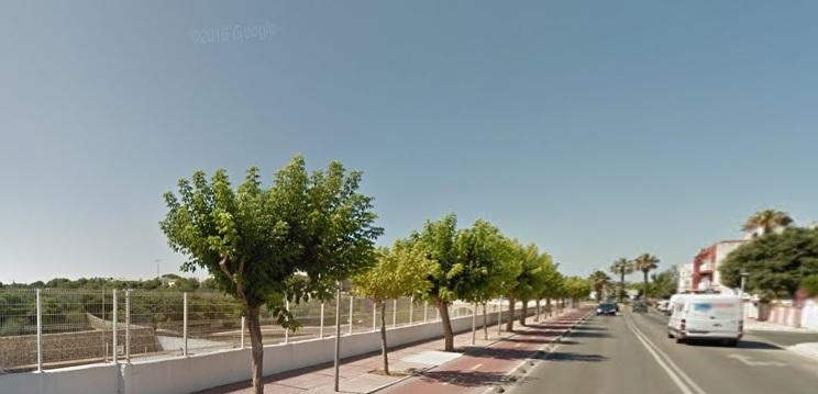 La reyerta ocurrió en la calle La Pau en la zona de Canal Salat.