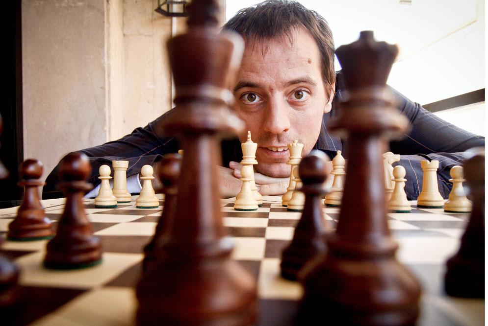 Imagen del menorquín Paco Vallejo.