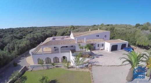 Villa en Son Tomeu