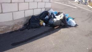 Piden al ayuntamiento que recupere los containers que había antes en la zona.