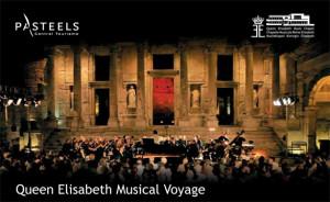 Imagen promocional del crucero cultural