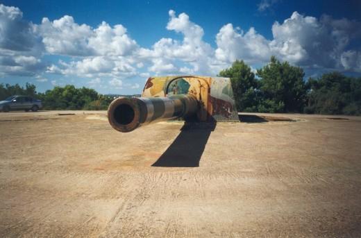 cañón llucalari