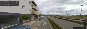 Imagen en Google Maps de la calle Ciutat de Cursi, donde tuvieron lugar los hechos.