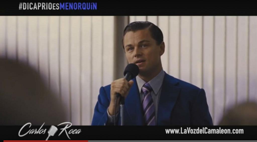 Secuencia del vídeo de Carlos Roca.