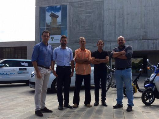 Menorca smart island: el Consell apuesta por impulsar el vehículo eléctrico