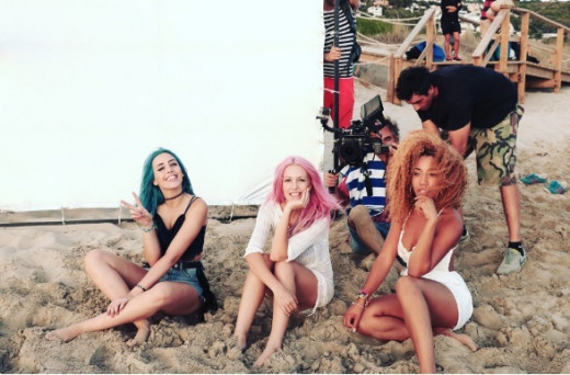 Las Sweet California en Menorca.