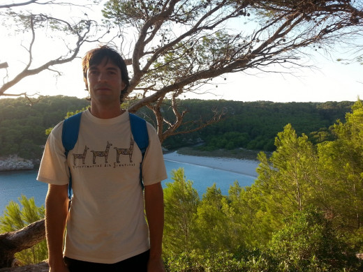 Charla en Menorca.