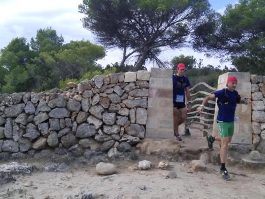 (Fotos) La Epic Trail 360º Camí de Cavalls se pone en marcha
