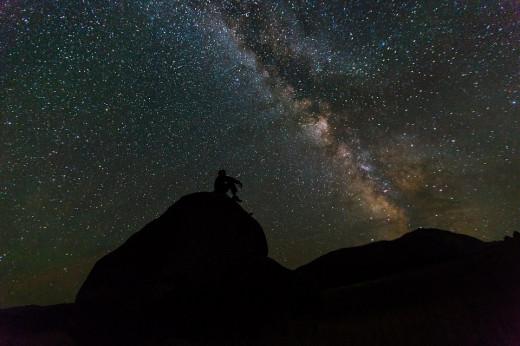 Mmenorca puede sre un foco de atracción de observadores del cielo nocturno.