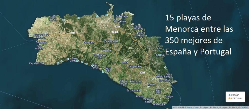 Información geolocalizada.
