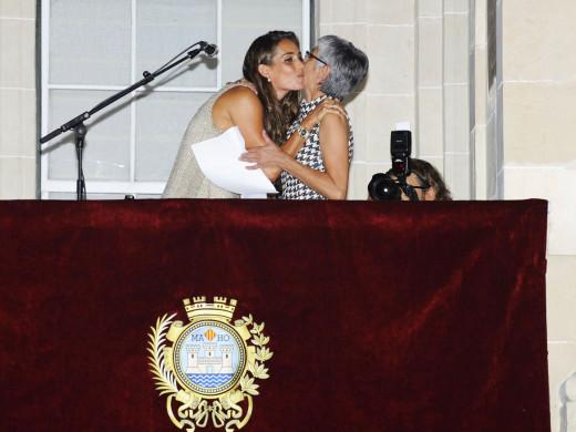 """Ona Carbonell, pregonera: """"Quiero daros las gracias a todos. Sois cómplices de mi éxito"""""""